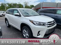 Toyota Highlander Limited V6 2019