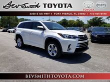 2019_Toyota_Highlander_Limited V6_ Fort Pierce FL
