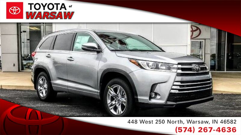 2019 Toyota Highlander Limited Warsaw IN