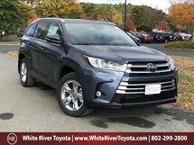 2019 Toyota Highlander Limited White River Junction VT