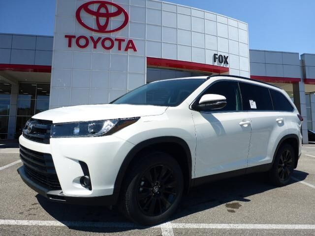 2019 Toyota Highlander SE Clinton TN
