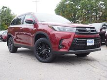 2019_Toyota_Highlander_SE_ Epping NH