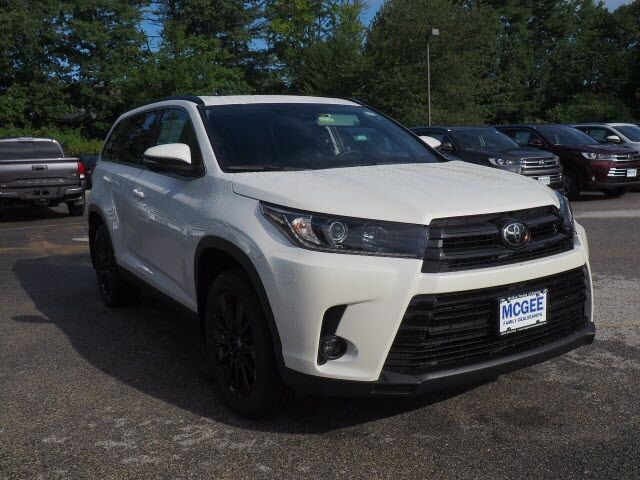 2019 Toyota Highlander SE Epping NH