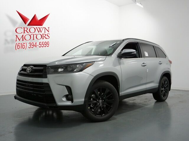 2019 Toyota Highlander SE Holland MI