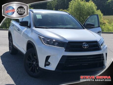 2019 Toyota Highlander SE V6 FWD Decatur AL
