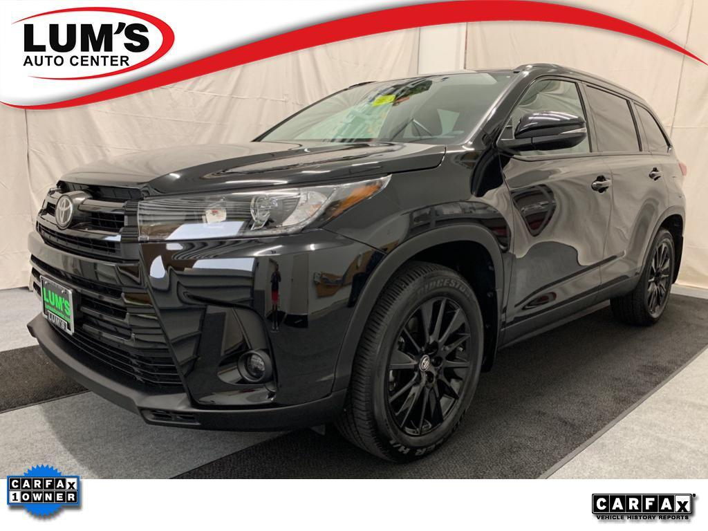2019 Toyota Highlander SE Warrenton OR