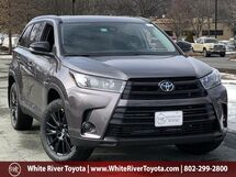 2019 Toyota Highlander SE White River Junction VT