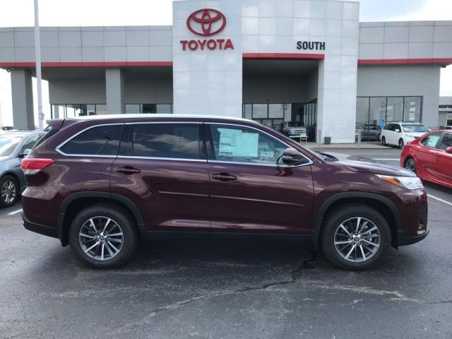 2019 Toyota Highlander XLE - V6 AWD Richmond KY