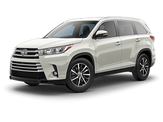 2019 Toyota Highlander XLE Santa Rosa CA