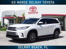 2019_Toyota_Highlander_XLE_ Delray Beach FL