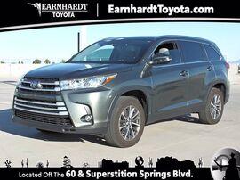 2019_Toyota_Highlander_XLE *1-OWNER*_ Phoenix AZ