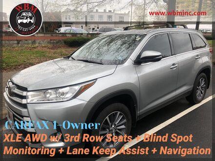 2019_Toyota_Highlander_XLE AWD_ Arlington VA