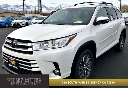 2019 Toyota Highlander XLE Bishop CA