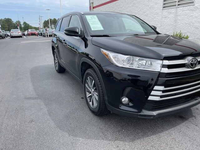 2019 Toyota Highlander XLE Decatur AL