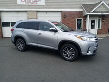 2019_Toyota_Highlander_XLE_ East Windsor CT