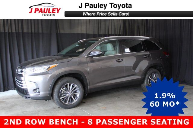 2019 Toyota Highlander XLE Fort Smith AR
