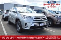 2019 Toyota Highlander XLE Grand Junction CO