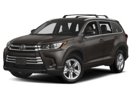 2019_Toyota_Highlander_XLE_ Homestead FL