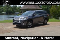 2019_Toyota_Highlander_XLE_ Louisville MS