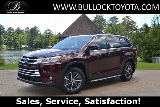 2019 Toyota Highlander XLE Louisville MS