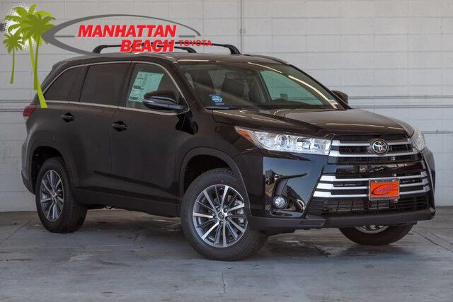 2019 Toyota Highlander XLE Manhattan Beach CA