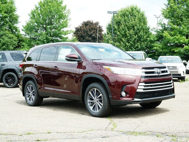 2019 Toyota Highlander XLE Cranberry Twp PA