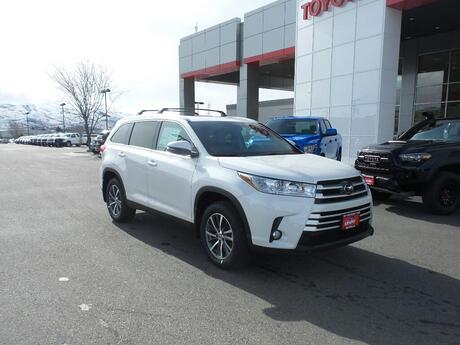 2019 Toyota Highlander XLE Pocatello ID
