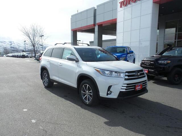 2019 Toyota Highlander Xle Pocatello Id 27844553