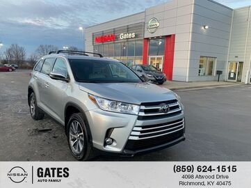 2019_Toyota_Highlander_XLE_ Richmond KY