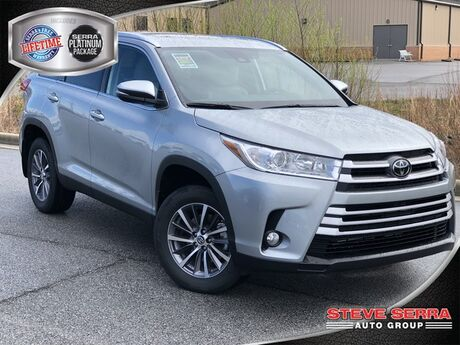 2019 Toyota Highlander XLE V6 AWD Decatur AL