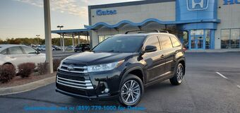 2019_Toyota_Highlander_XLE V6 AWD_ Richmond KY