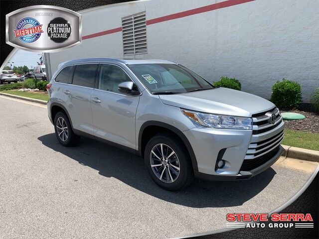 2019 Toyota Highlander XLE V6 FWD Decatur AL