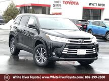 2019 Toyota Highlander XLE White River Junction VT