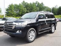 Toyota Land Cruiser 4WD 2019