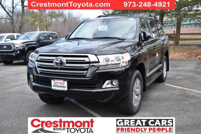 2019 Toyota Land Cruiser 4WD Pompton Plains NJ