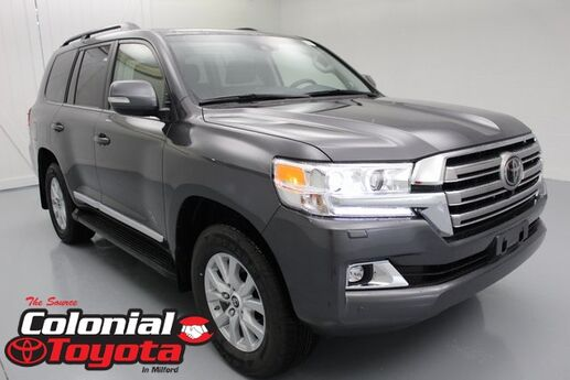 2019 Toyota Land Cruiser Base Milford CT