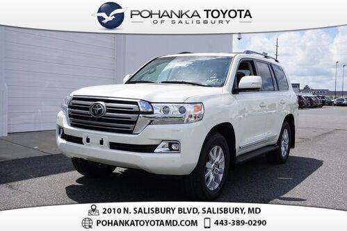 2019_Toyota_Land Cruiser_Base_ Salisbury MD
