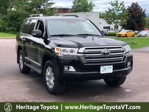 2019 Toyota Land Cruiser VXR South Burlington VT