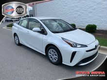 2019_Toyota_Prius_5DR HYBRID_ Central and North AL