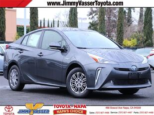 2019_Toyota_Prius_LE_ Napa CA