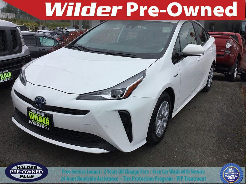 2019 Toyota Prius LE Port Angeles WA