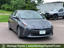 2019 Toyota Prius LE South Burlington VT