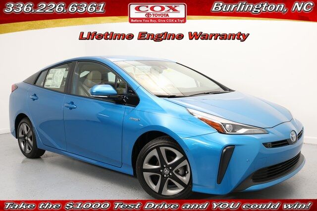 2019 Toyota Prius Limited Burlington NC