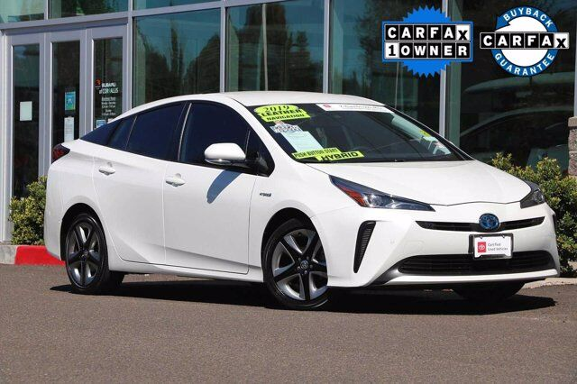 2019 Toyota Prius Limited Corvallis OR