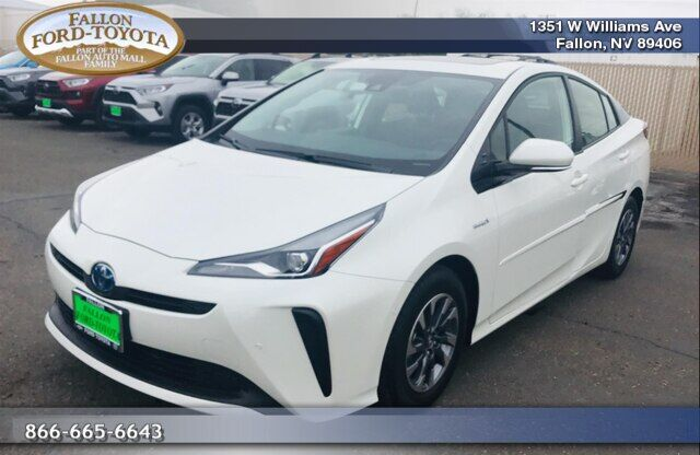2019 Toyota Prius Limited Fallon NV