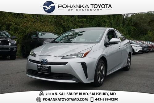 2019_Toyota_Prius_Limited_ Salisbury MD