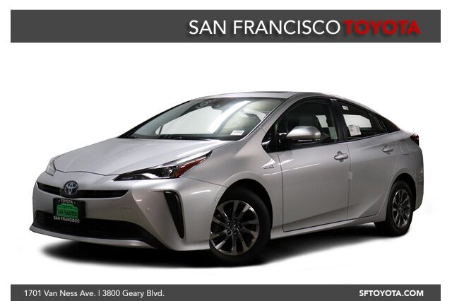 2019 Toyota Prius Limited San Francisco CA