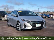 2019 Toyota Prius Prime Plus South Burlington VT