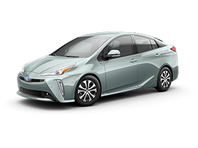 2019 Toyota Prius XLE AWD-<i>e</i> Santa Rosa CA
