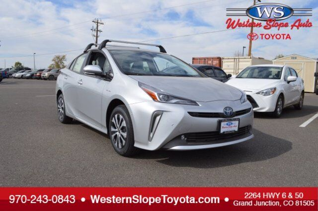 2019 Toyota Prius XLE AWD- Grand Junction CO